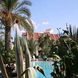 EMIR TOPSET HOTEL ROOMS